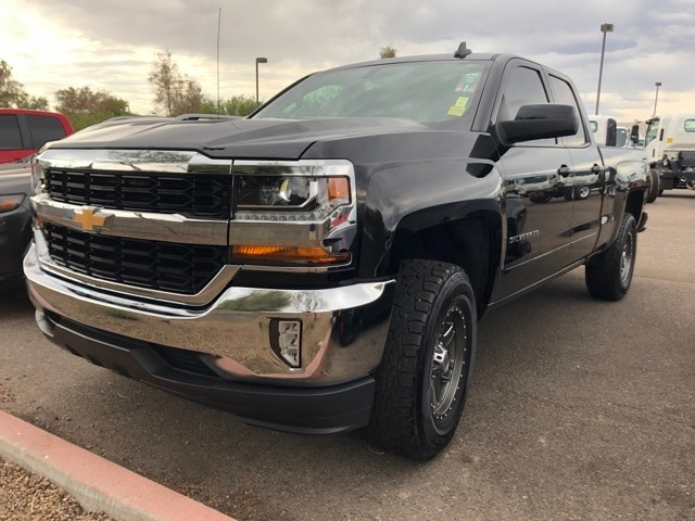 2017 Silverado 1500 Double Cab 4x2,  Pickup #KG187361A - photo 1