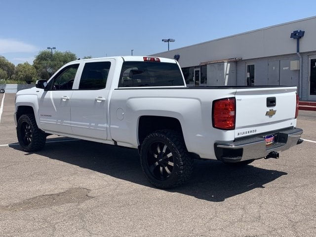 2017 Silverado 1500 Crew Cab 4x2,  Pickup #KG223252A - photo 5