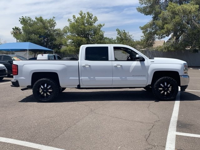 2017 Silverado 1500 Crew Cab 4x2,  Pickup #KG223252A - photo 7