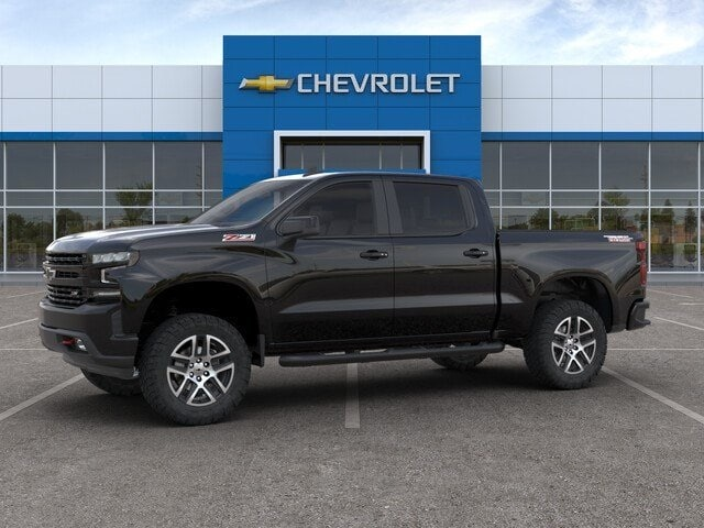 2019 Silverado 1500 Crew Cab 4x4,  Pickup #KG224970 - photo 4