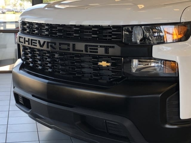 2019 Silverado 1500 Regular Cab 4x2,  Pickup #KG236522 - photo 1