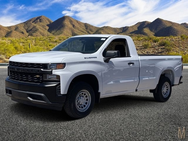 2019 Silverado 1500 Regular Cab 4x2,  Pickup #KG244185 - photo 1