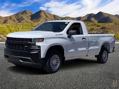 2019 Silverado 1500 Regular Cab 4x2,  Pickup #KG244208 - photo 1