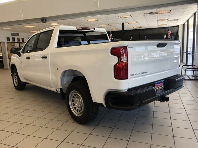 2019 Silverado 1500 Crew Cab 4x2,  Pickup #KG254531 - photo 1