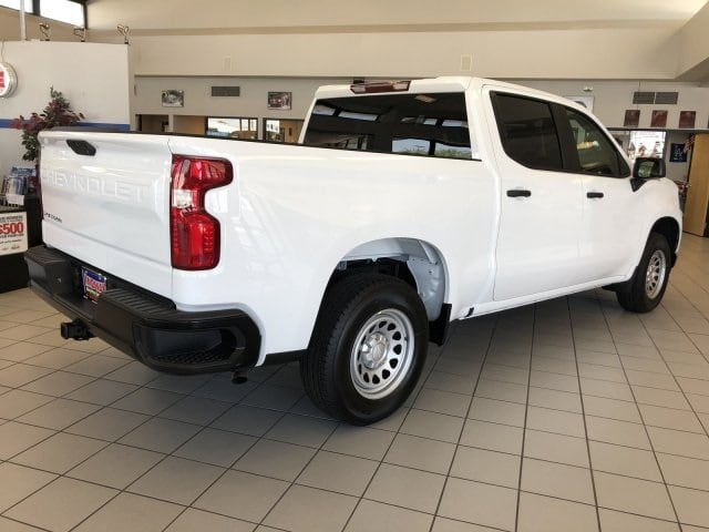 2019 Silverado 1500 Crew Cab 4x2,  Pickup #KG254531 - photo 5