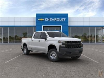 2019 Silverado 1500 Crew Cab 4x2,  Pickup #KG255742 - photo 3