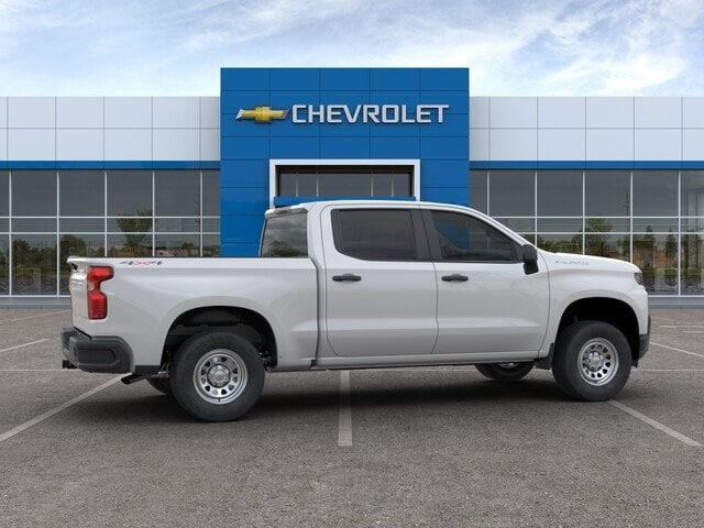 2019 Silverado 1500 Crew Cab 4x4,  Pickup #KG256590 - photo 5