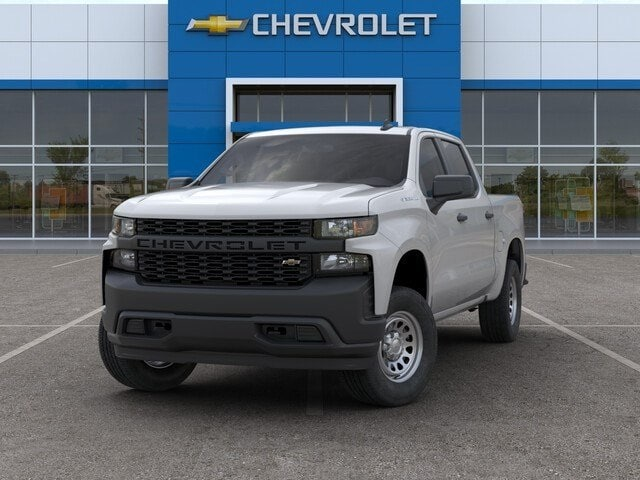 2019 Silverado 1500 Crew Cab 4x4,  Pickup #KG256590 - photo 6