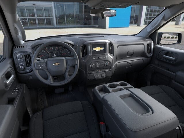 2019 Silverado 1500 Crew Cab 4x4,  Pickup #KG256590 - photo 10