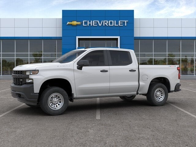 2019 Silverado 1500 Crew Cab 4x4,  Pickup #KG256590 - photo 1
