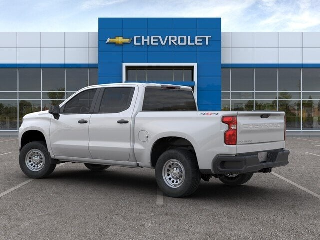 2019 Silverado 1500 Crew Cab 4x4,  Pickup #KG256590 - photo 2