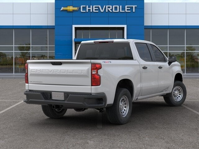 2019 Silverado 1500 Crew Cab 4x4,  Pickup #KG256590 - photo 4