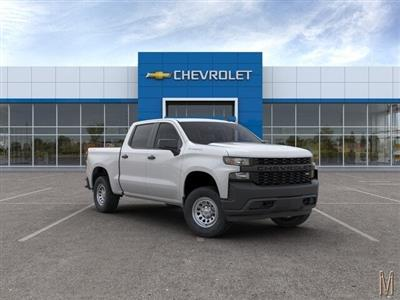 2019 Silverado 1500 Crew Cab 4x4,  Pickup #KG256590 - photo 3