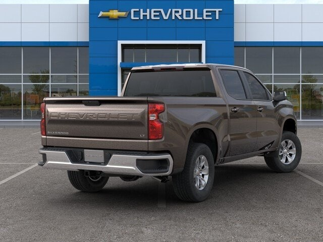 2019 Silverado 1500 Crew Cab 4x2,  Pickup #KG262848 - photo 4