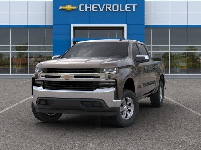 2019 Silverado 1500 Crew Cab 4x2,  Pickup #KG262848 - photo 6