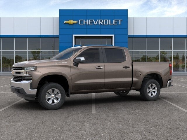 2019 Silverado 1500 Crew Cab 4x2,  Pickup #KG262848 - photo 1
