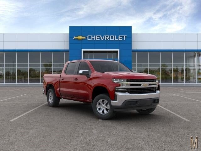 2019 Silverado 1500 Crew Cab 4x2,  Pickup #KG264414 - photo 3