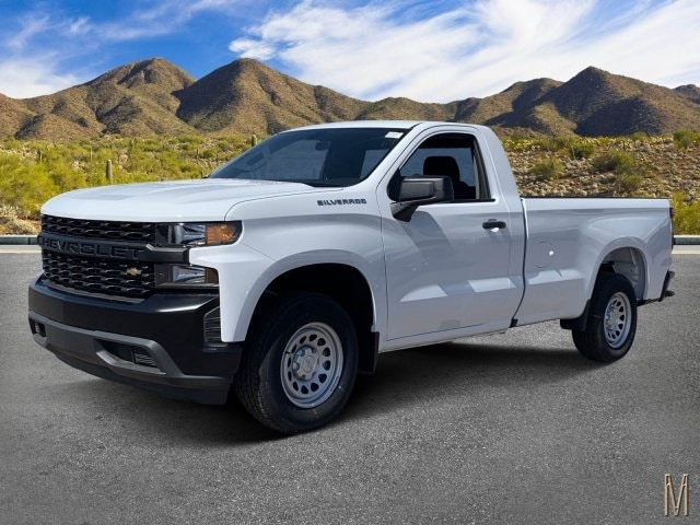 2019 Silverado 1500 Regular Cab 4x2,  Pickup #KG280309 - photo 1