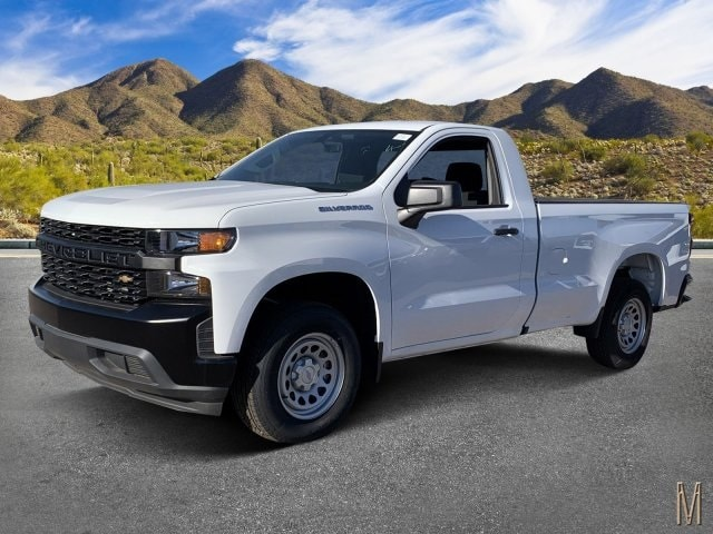 2019 Silverado 1500 Regular Cab 4x2, Pickup #KG281547 - photo 1