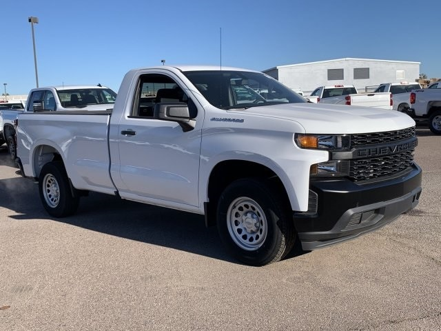 2019 Silverado 1500 Regular Cab 4x2, Pickup #KG281547 - photo 3