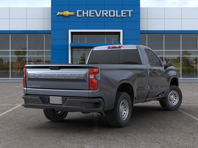 2019 Silverado 1500 Regular Cab 4x2,  Pickup #KG281940 - photo 2