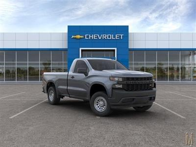 2019 Silverado 1500 Regular Cab 4x2,  Pickup #KG281940 - photo 1