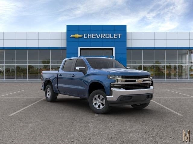 2019 Silverado 1500 Crew Cab 4x2,  Pickup #KG289566 - photo 3