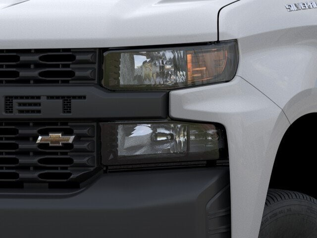 2019 Silverado 1500 Regular Cab 4x2, Pickup #KG293753 - photo 8
