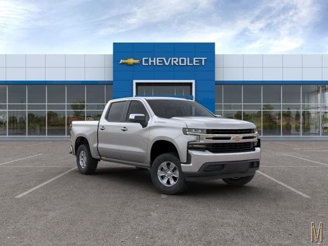 2019 Silverado 1500 Crew Cab 4x2,  Pickup #KG294357 - photo 3