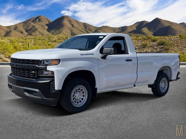 2019 Silverado 1500 Regular Cab 4x2,  Pickup #KG296284 - photo 1