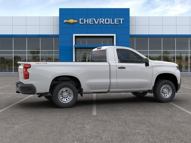 2019 Silverado 1500 Regular Cab 4x4,  Pickup #KG296722 - photo 5