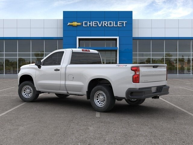 2019 Silverado 1500 Regular Cab 4x4,  Pickup #KG296722 - photo 4