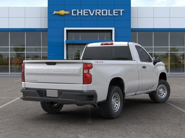 2019 Silverado 1500 Regular Cab 4x4,  Pickup #KG296722 - photo 2