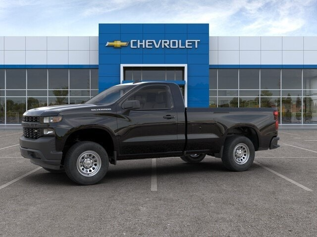 2019 Silverado 1500 Regular Cab 4x2,  Pickup #KG300097 - photo 3