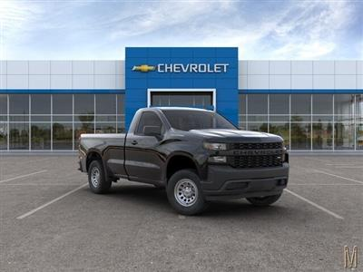 2019 Silverado 1500 Regular Cab 4x2,  Pickup #KG300097 - photo 1
