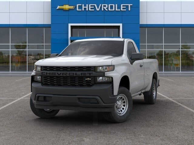 2019 Silverado 1500 Regular Cab 4x2, Pickup #KG300833 - photo 6