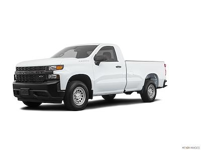 2019 Silverado 1500 Regular Cab 4x2, Pickup #KG300833 - photo 1