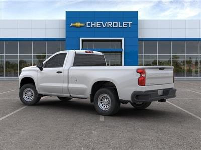 2019 Silverado 1500 Regular Cab 4x2, Pickup #KG300833 - photo 4