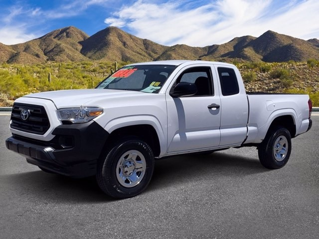 2016 Toyota Tacoma Double Cab RWD, Pickup #KG301741A - photo 1