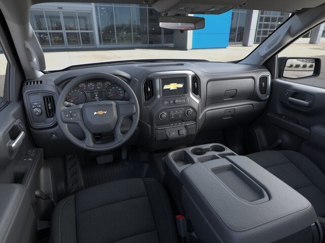2019 Silverado 1500 Regular Cab 4x2,  Pickup #KG301758 - photo 10