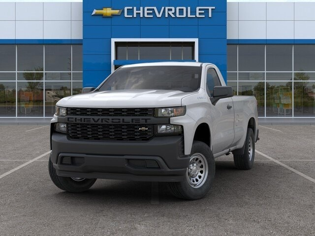 2019 Silverado 1500 Regular Cab 4x2, Pickup #KG309602 - photo 6