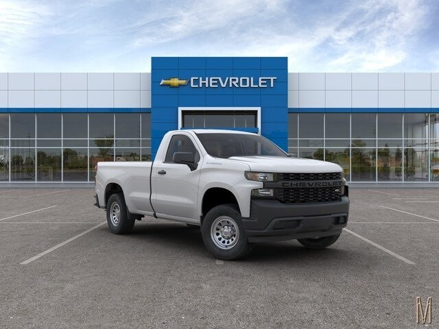 2019 Silverado 1500 Regular Cab 4x2, Pickup #KG309602 - photo 1