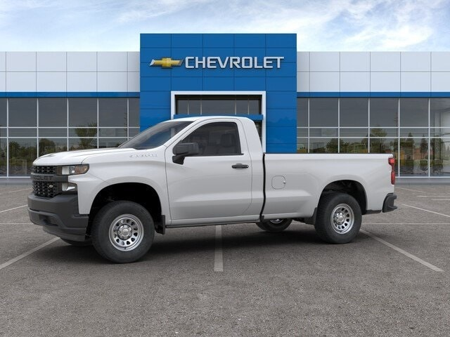 2019 Silverado 1500 Regular Cab 4x2, Pickup #KG309602 - photo 3