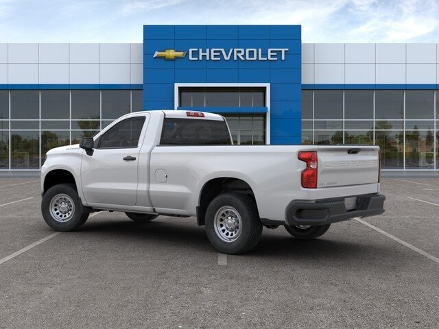 2019 Silverado 1500 Regular Cab 4x2, Pickup #KG309602 - photo 4