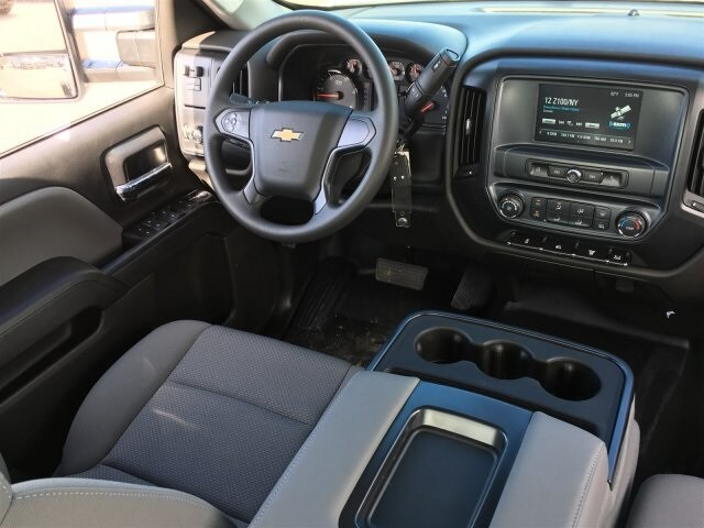 2019 Silverado Medium Duty Crew Cab DRW 4x2,  Cab Chassis #KH253943 - photo 13