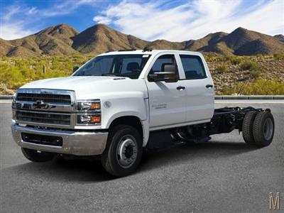 2019 Silverado Medium Duty Crew Cab DRW 4x2,  Cab Chassis #KH253943 - photo 1