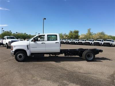 2019 Silverado Medium Duty Crew Cab DRW 4x2,  Cab Chassis #KH253943 - photo 5