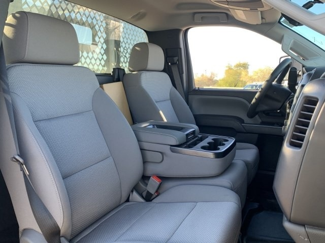 2019 Silverado 5500 Regular Cab DRW 4x2, Royal Contractor Body #KH293810 - photo 11