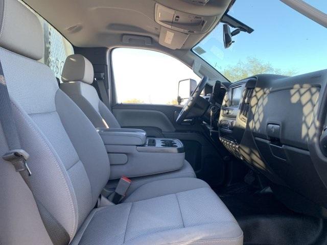 2019 Silverado 5500 Regular Cab DRW 4x2, Royal Contractor Body #KH293810 - photo 12