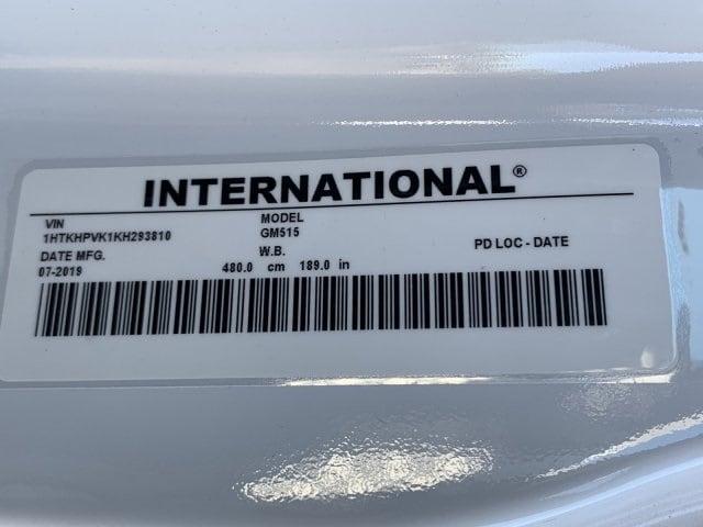 2019 Silverado 5500 Regular Cab DRW 4x2, Royal Contractor Body #KH293810 - photo 28